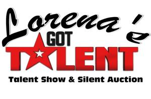 Lorena's Got Talent Logo