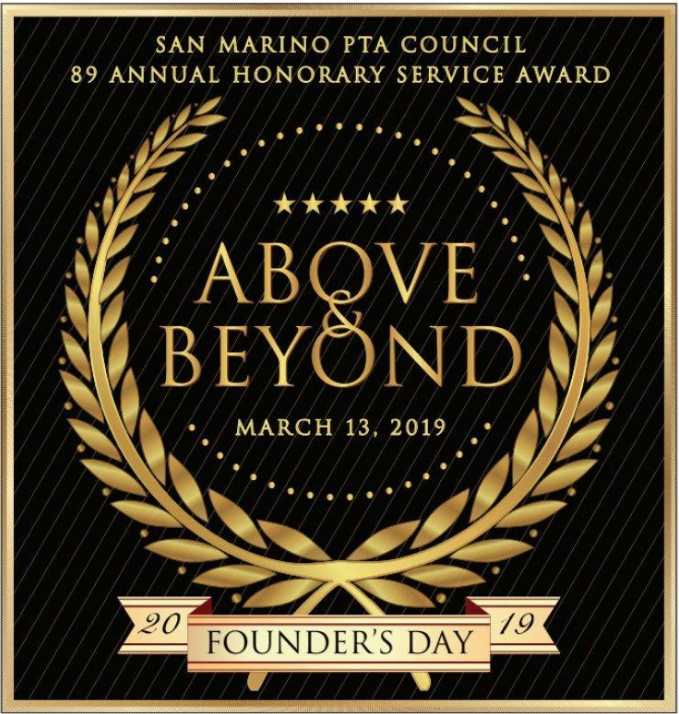 2019 Founder's Day