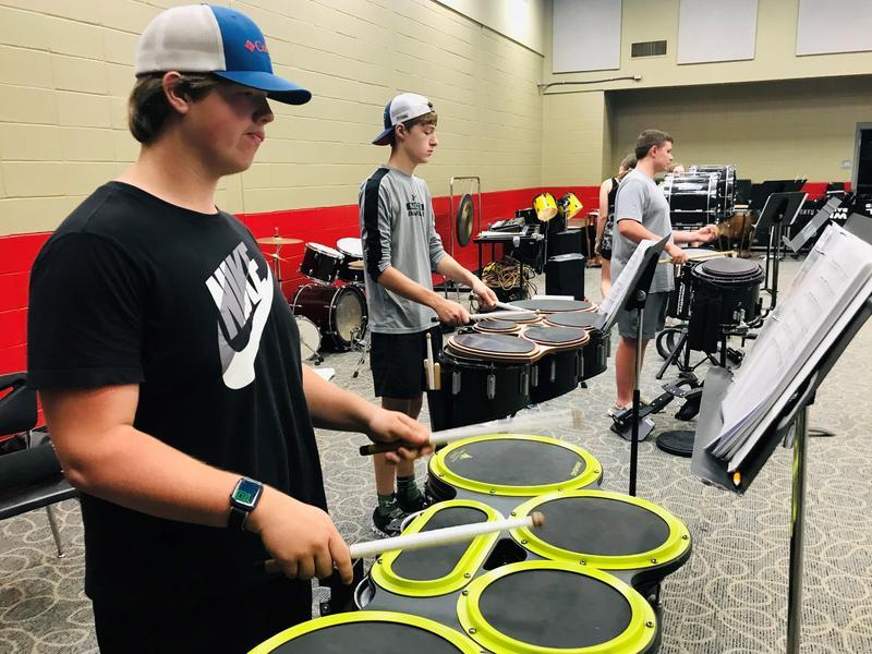 LCSD Bands: Mini-Spirit Camp