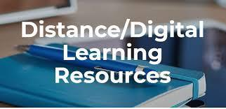 distance learning resouces