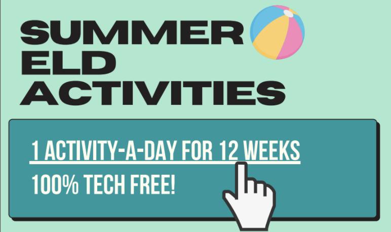 Summer ELD Activities