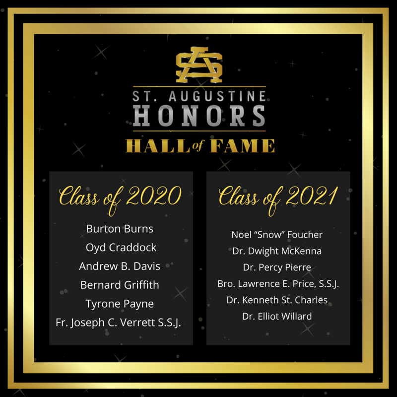 St. Augustine Honors & Hall of Fame Tickets! Featured Photo