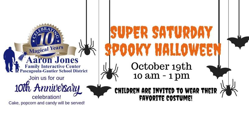 Super Saturday - Spooky Halloween & FIC 10th Anniversary