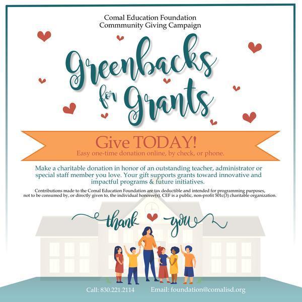 Greenbacks Flyer
