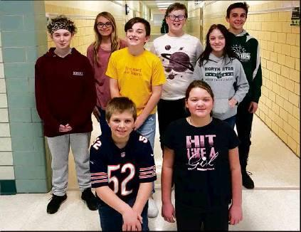 NSMS Students of December Featured Photo