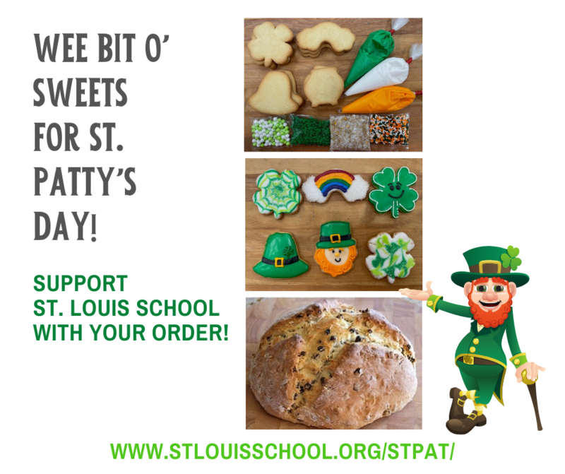 Order Your St. Patrick's Day Treats! Featured Photo