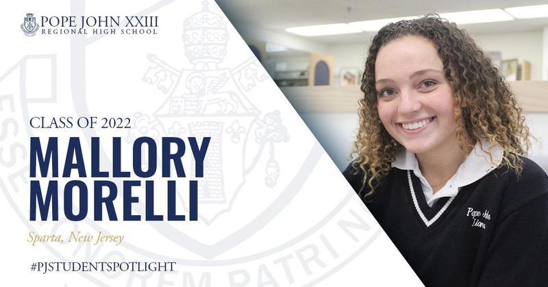 Mallory Morelli PJ Student Spotlight