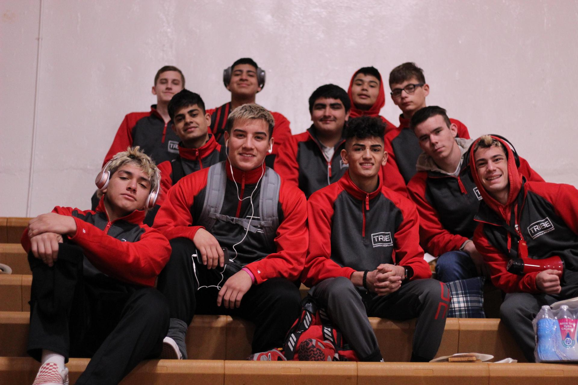 Boys Wrestling Team
