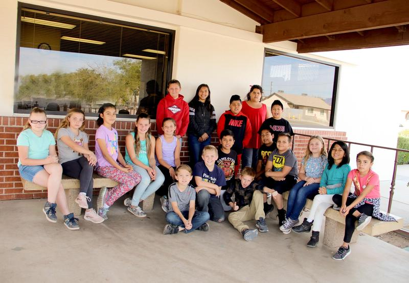 November Students of month