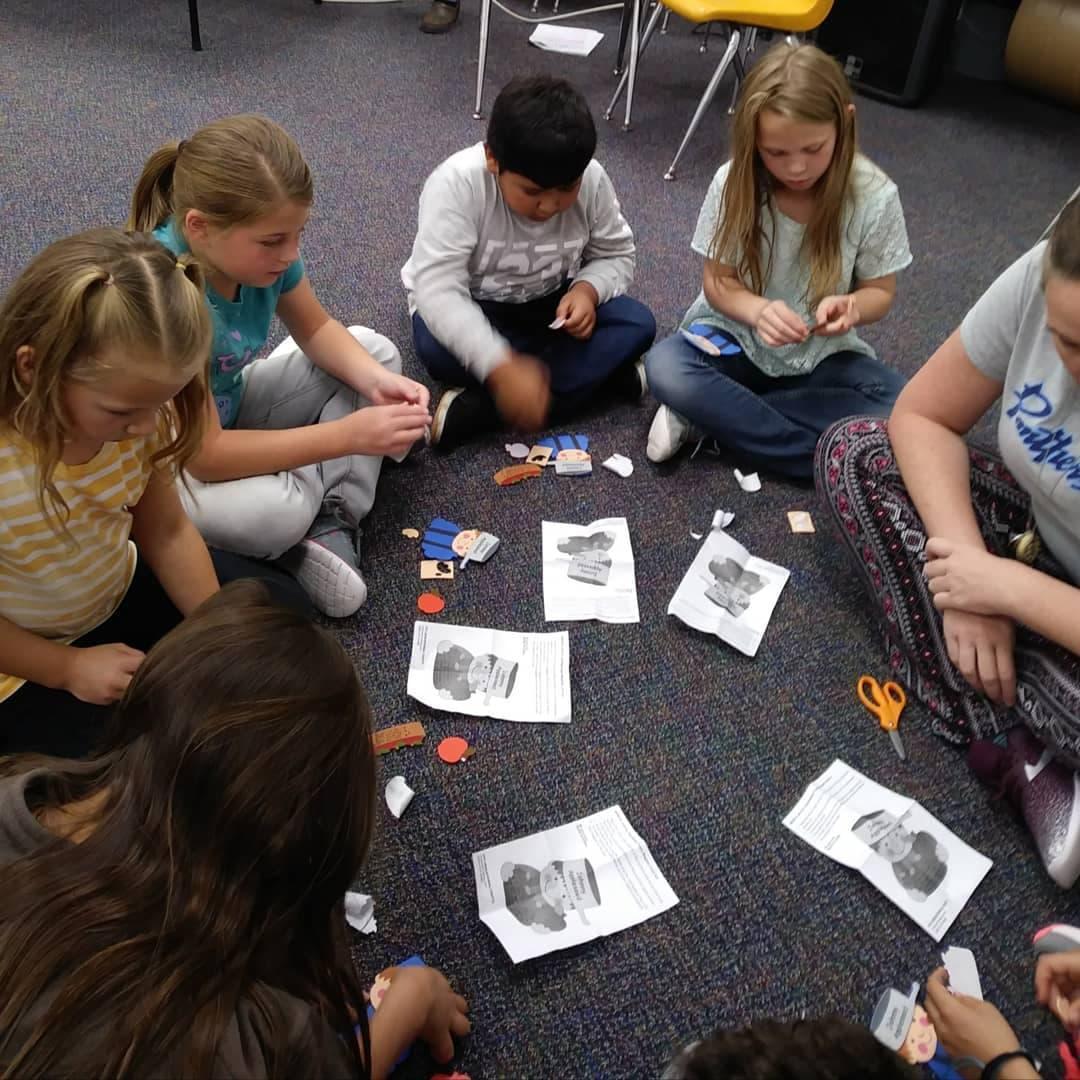 Hamer Elementary Students
