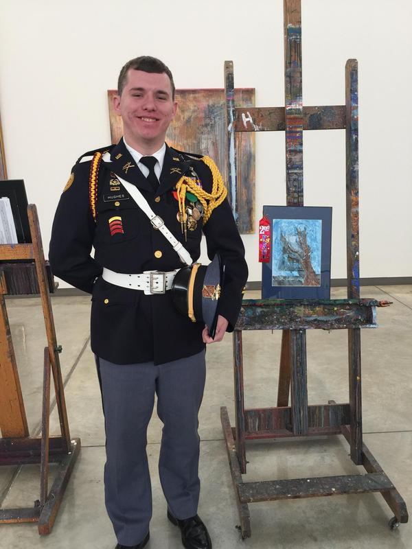 Missouri Military Academy Cadet