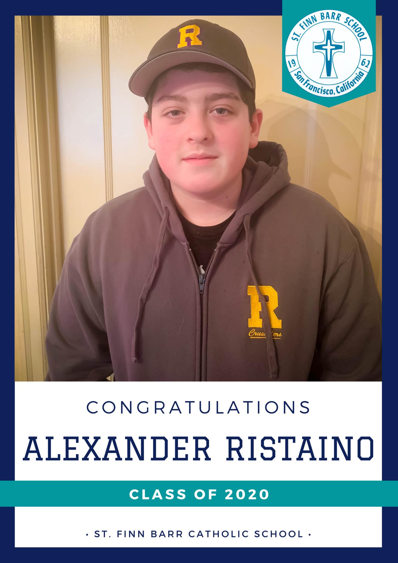 Alex Ristaino