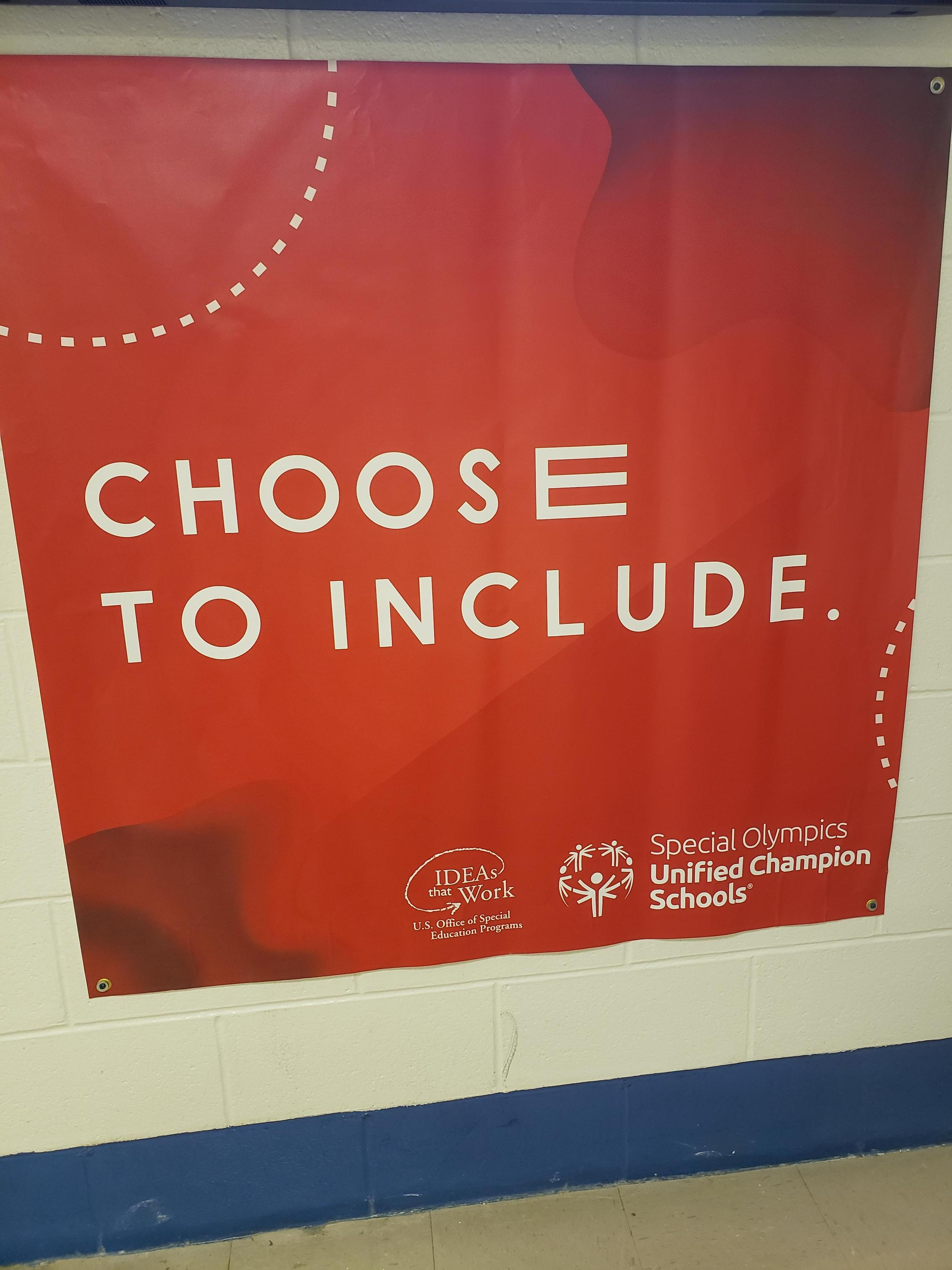 choose to include banner
