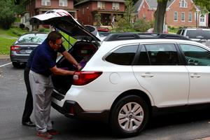 Baierl Subaru Book Donation