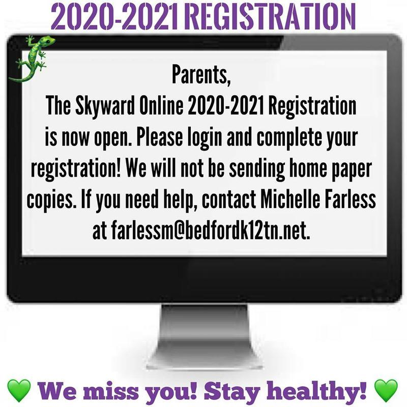 2020-2021 Registration Featured Photo