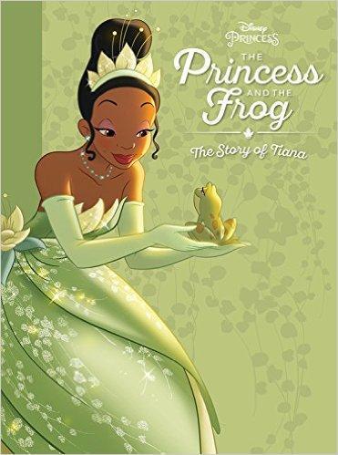The Princess and the Frog:  Princess Tiana