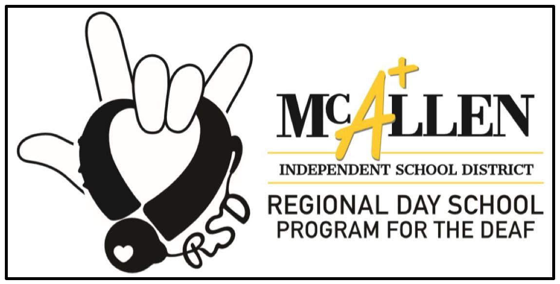 McAllen ISD RSD Webpage Link