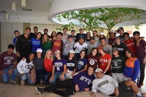 seniors in college shirts.JPG