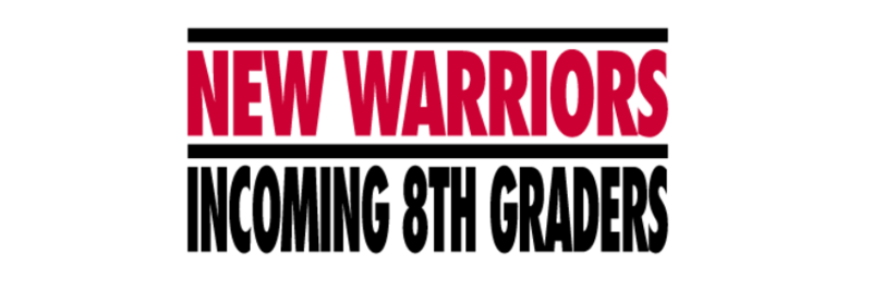 Incoming 8th Grader Registration Thumbnail Image