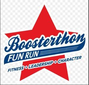 Boosterthon: Fitness, Leadership,Character