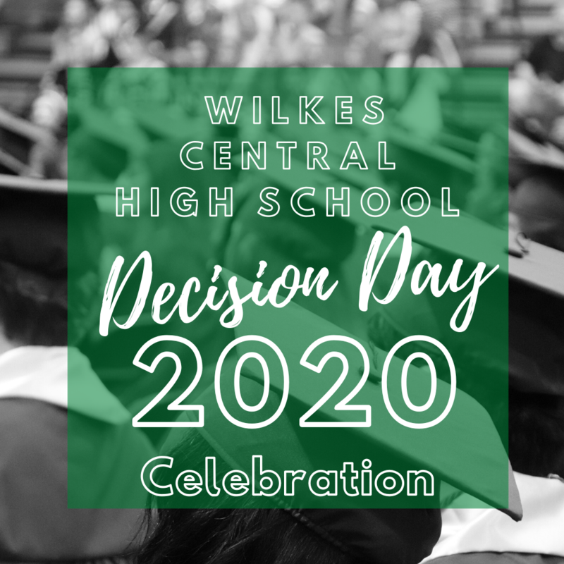 Wilkes Central Class of 2020 Virtual Decision Day Video Thumbnail Image