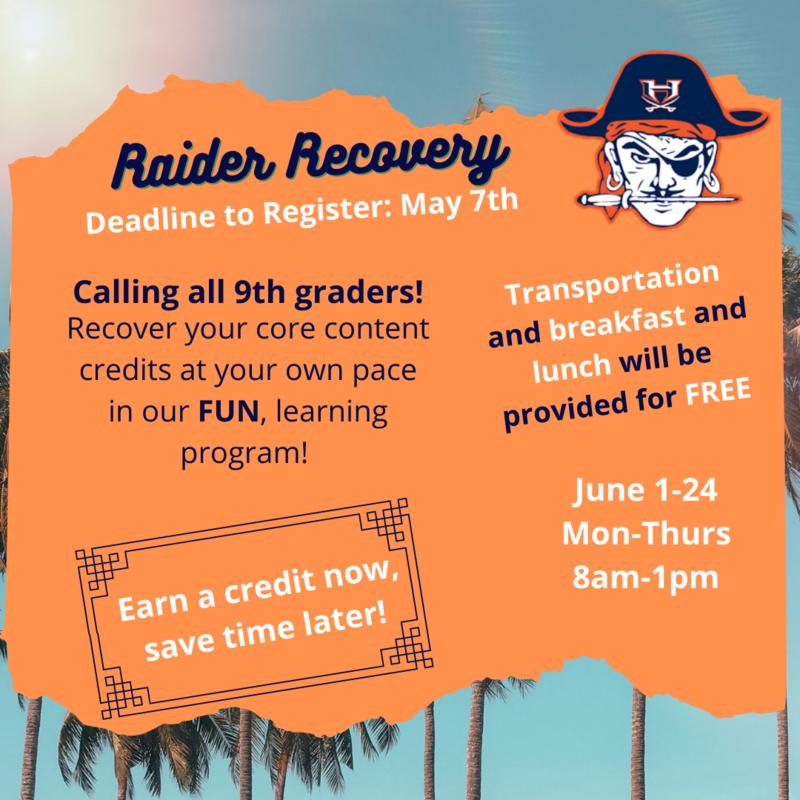 Raider Credit Redemption June 1-24