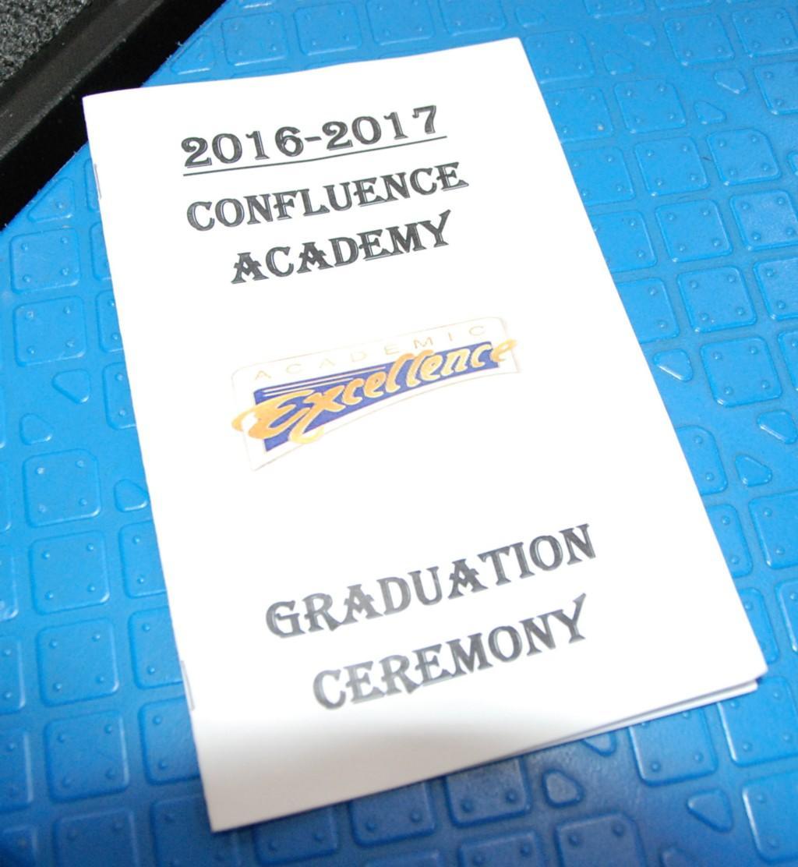 CA-South City Eighth Grade Graduation, May 2017