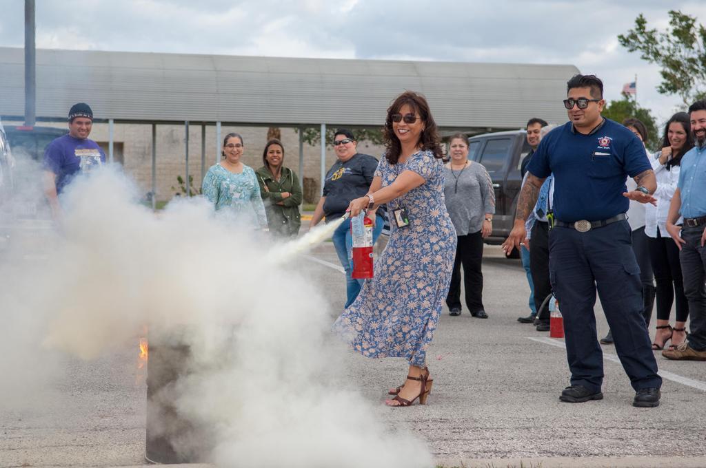 Basic Fire Extinguisher Training Course