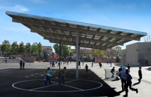 district solar projects