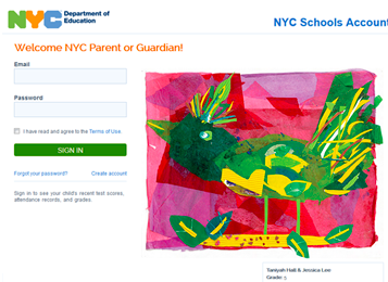 NYCSA***IMPORTANT INFORMATION FOR FAMILIES**** Featured Photo
