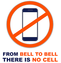 from bell to bell there is no cell