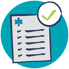 white paper with checklist