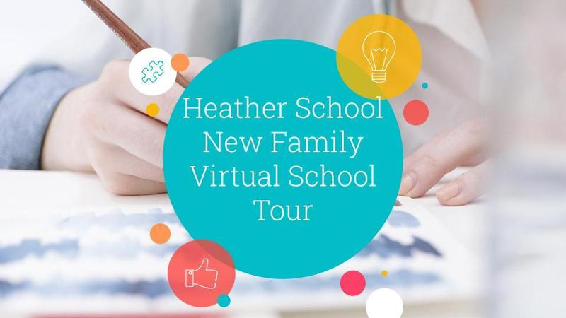 Kindergarten & New Family Virtual School Tour Featured Photo