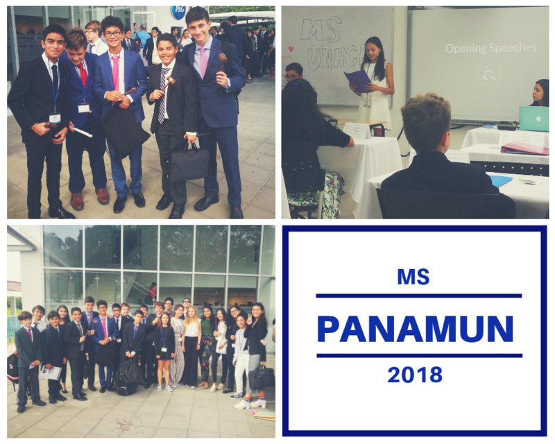 Middle School PANAMUN Participation on the Rise! Featured Photo
