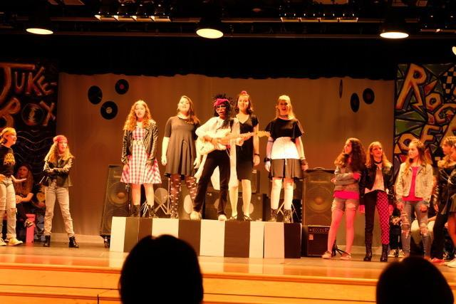 Check out an outstanding performance of Rock of Ages tonight, May 17, and tomorrow night!