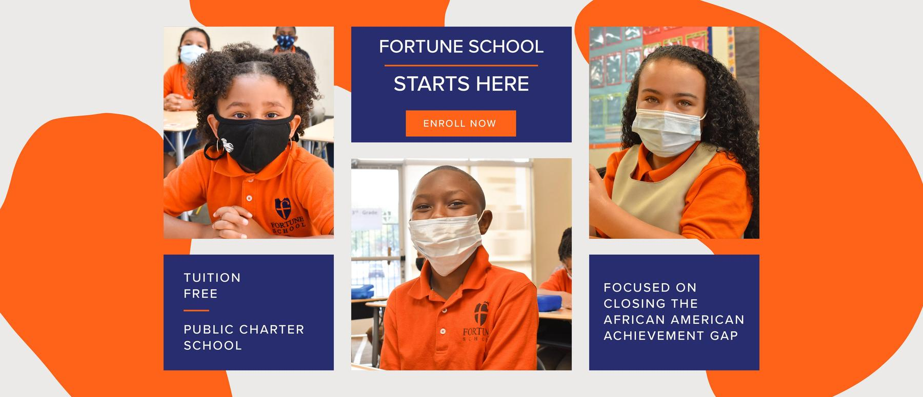 Fortune School Banner
