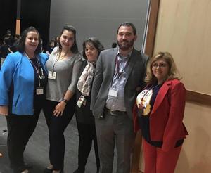 superintendant Abbato, Supervisor Rojas, Asst Supt. Perez, Principal Albeiz, Supervisor Valle
