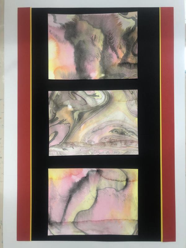 Dahlia Rios' artwork 2020