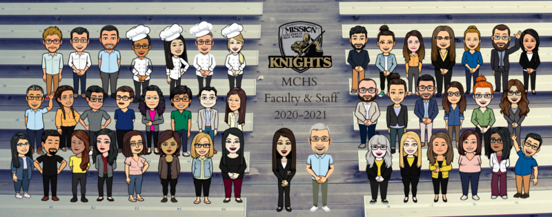 MCHS Faculty & Staff Welcome Back Our Knights! Featured Photo