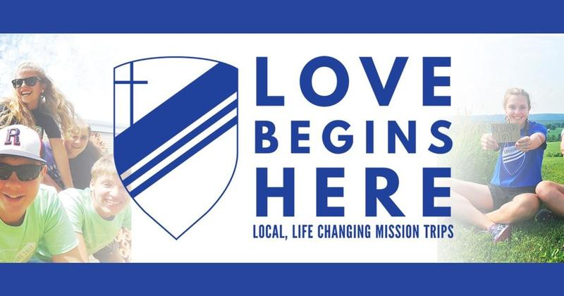 Love Begins Here Mission Trips - Register Now! Thumbnail Image