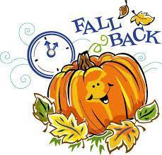 Fall back  pumpkin
