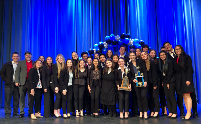 Centennial High School Mock Trial team wins Bakersfield competition