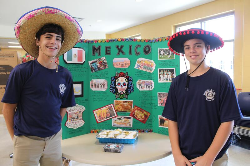 Eighth Graders Explore World Cultures Featured Photo