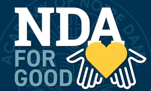 NDA for Good Logo