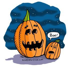 Boo pumkins