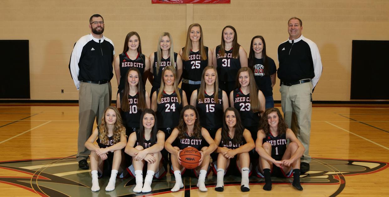 Reed City Varsity Girls Basketball 2018-2019