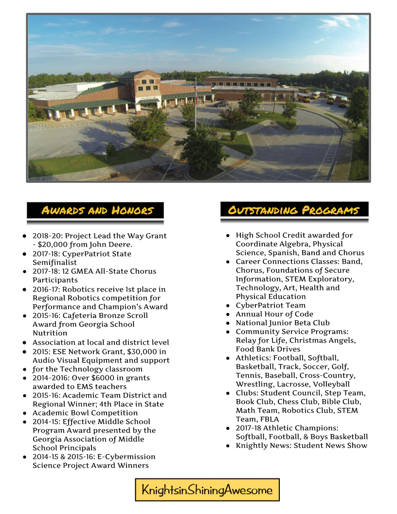 EMS School Profile page 2