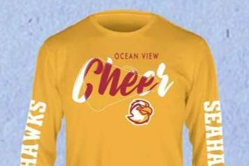 OVHS Gear for Cheer Fundraiser Available Thru Fri, Apr 26th Thumbnail Image