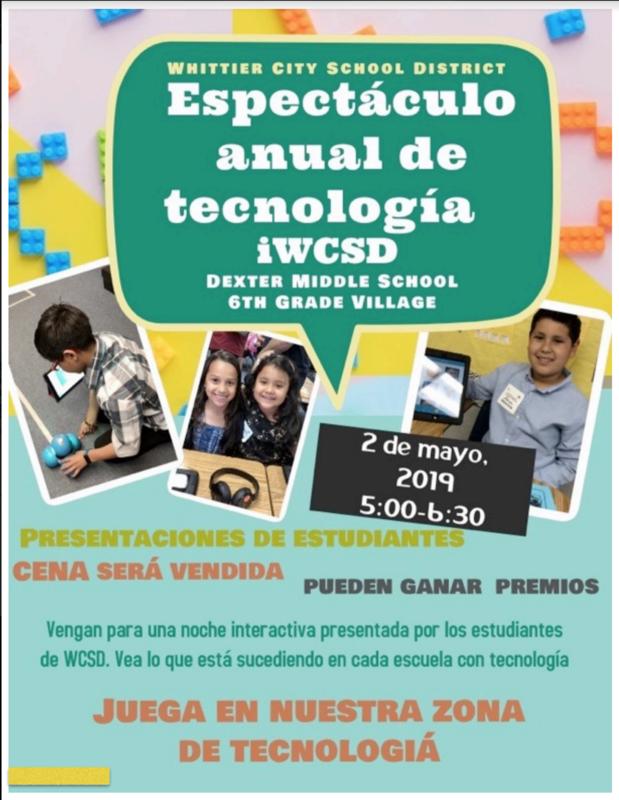 iWCSD -Spanish