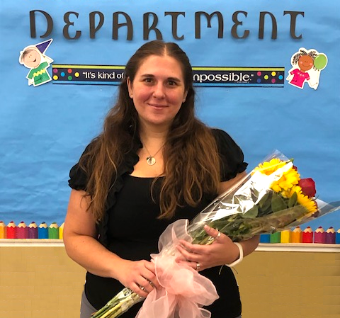 Classified Employee of the Year Awarded to Michelle Ryan Featured Photo